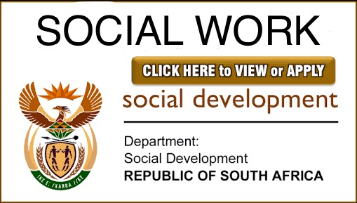 Social Work Supervisor: Service Delivery Team: Langa and Delft, Ref No. DSD 2017-115
