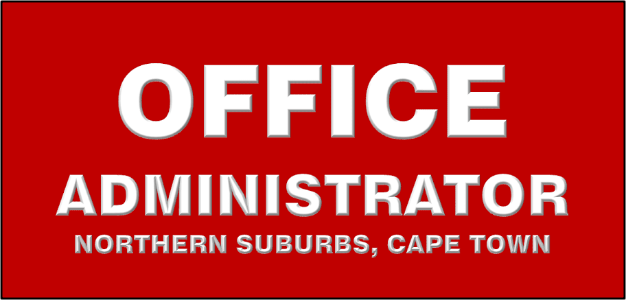 ADMINISTRATIVE OFFICER: POLICY MONITORING, Cape Town